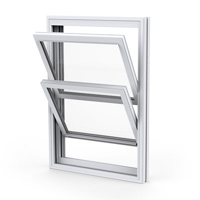 Double Hung Window