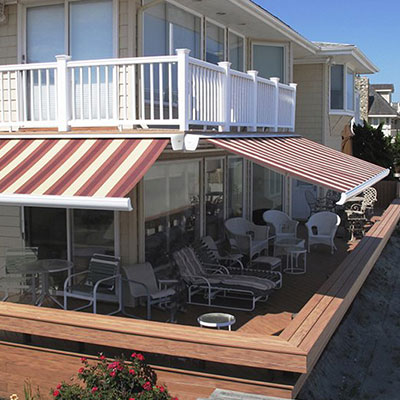 Fixed and Retractable Awnings