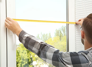Measuring Window