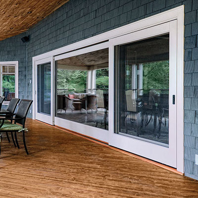 Life and Slide Patio Door from LePage Millwork