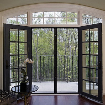 Retractable Screen Door