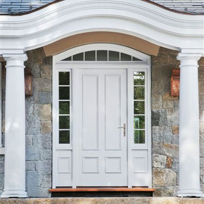 Steel Door from LePage Millwork