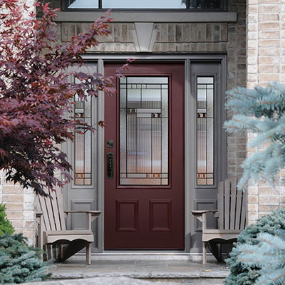 Transoms and sidelight doors from MDL Doors